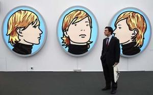 Frieze Art Fair - a playground for the super-rich