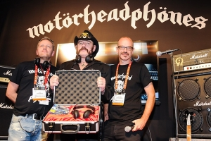 Lemmy and the Motorheadphones