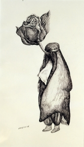 Ardeshir Mohassess, Untitled, 1978
