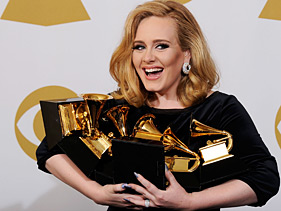 But can Adele's sales go any higher?