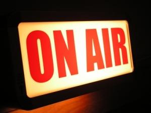 Independent Radio's always got the light on.