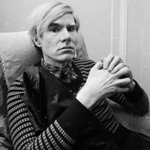 Andy Warhol raises his eyebrows at you too.