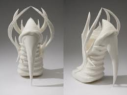 Fierce, fabulous, and 3D printed.